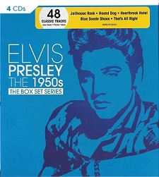 The Music Of Elvis Presley - The 1950's