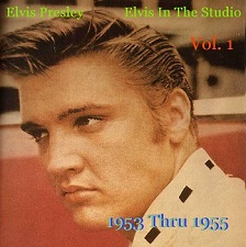 The King Elvis Presley, CD, Elvis In The Studio, 1953 - 1955