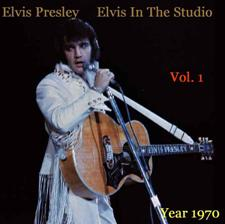 Elvis In The Studio 1970 Vol 1