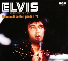 Elvis As Recorded At Boston Garden '71