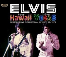 Elvis From Hawaii To Las Vegas