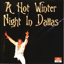 A Hot Winter Night In Dallas (First Pressing)
