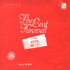 The Last Farewell (First Pressing)