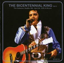 The Bicentennial King Vol. 2