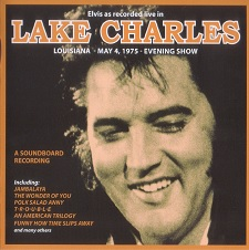 Lake Charles [Elvis As Recorded Live In]