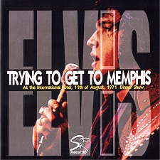 Trying To Get To Memphis - Vinyl
