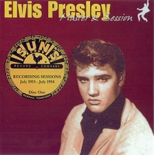 The King Elvis Presley, CD, Master & Session, Sun Sessions Part 1