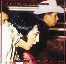 Houston Astrodome, February 27, 1970 Evening Show