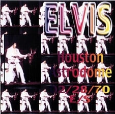 Houston Astrodome, February 28, 1970 Evening Show