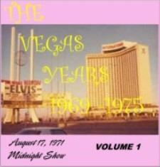The Vegas Years 1969-1975 Volume 1