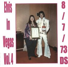 Elvis In Vegas Vol. 4