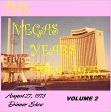 The Vegas Years 1969-1975 Volume 2
