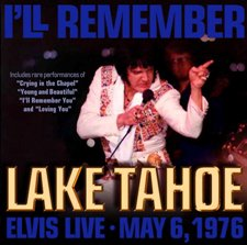 I'll Remember Lake Tahoe