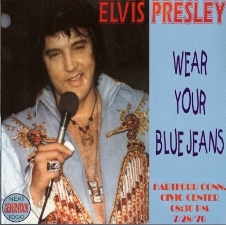 Wear Your Blue Jeans