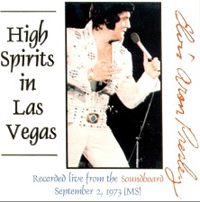 High Spirits In Las Vegas