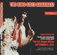 The King Goes Bananas