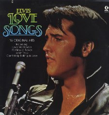 Elvis Love Songs
