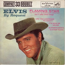 Elvis By Request/Flaming Star