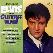 Elvis Sings Guitar Man