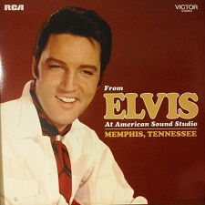 Elvis At American Sound Studio