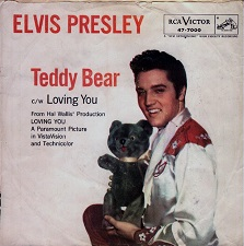 (Let Me Be Your) Teddy Bear / Loving You (45)