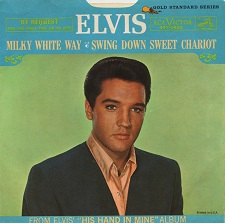 Milky White Way / Swing Down Sweet Chariot (45)
