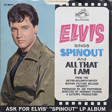 Spinout / All That I Am (45)