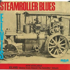Steamroller Blues / Fool (45)