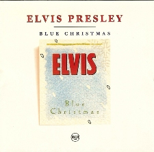 Blue Christmas / Love Me Tender (45)