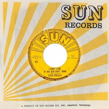 Good Rockin' Tonight / I Don't Care If The Sun Don't Shine (45)