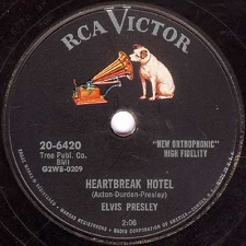 Heartbreak Hotel / I Was The One (78)