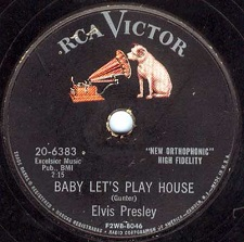 Baby Let's Play House / I'm Left, You're Right, She's Gone (78)