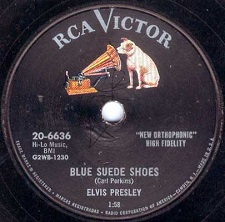 Blue Suede Shoes / Tutti Frutti (78)