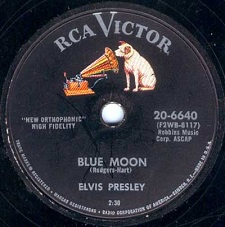 Blue Moon / Just Because (78)
