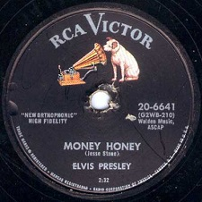 Money Honey / One Sided Love Affair (78)