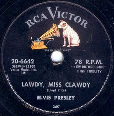 Lawdy Miss Clawdy / Shake Rattle and Roll (78)